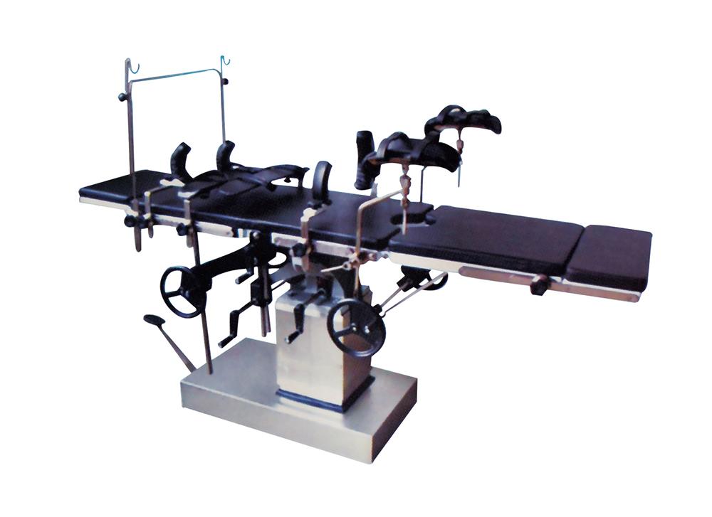 侧面操纵式综合手术床