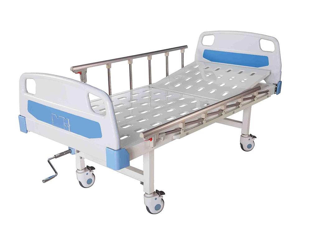 ABS单摇护理床(经济型)