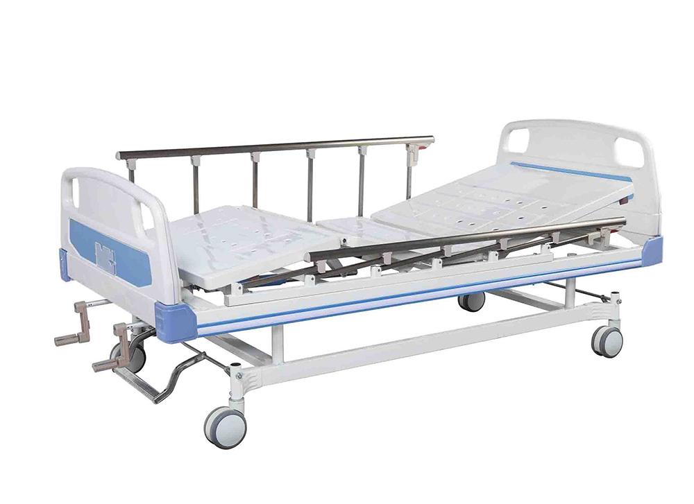 ABS双摇护理床(经典型)