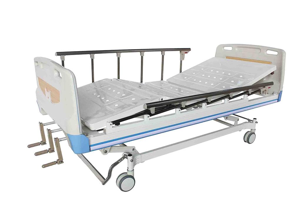 ABS三摇护理床(经典型)