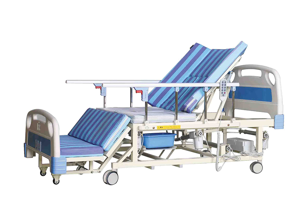 多功能手电一体翻身护理床(豪华型)