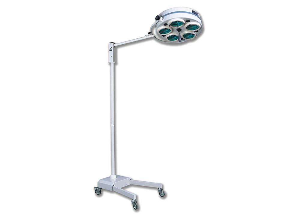 移动五孔手术灯